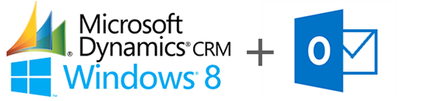 Dynamics CRM   Windows 8   Outlook 2013