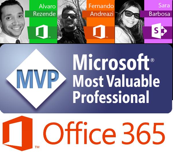 MVP Office 365 Brasil