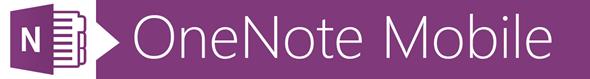 Banner OneNote Mobile