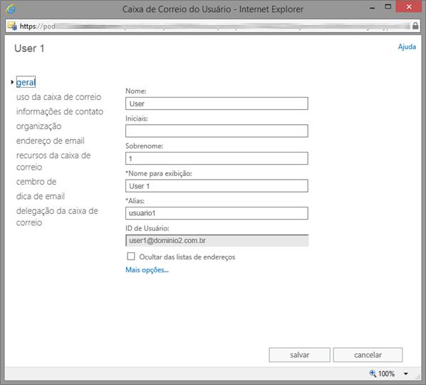 Exchange Online - Mailbox II