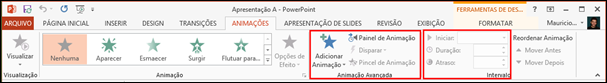 Guia Animacoes PowerPoint