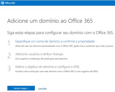 Adicionando um domínio no Office 365_2