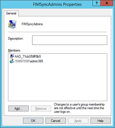 FIMSyncAdmins_Admin365