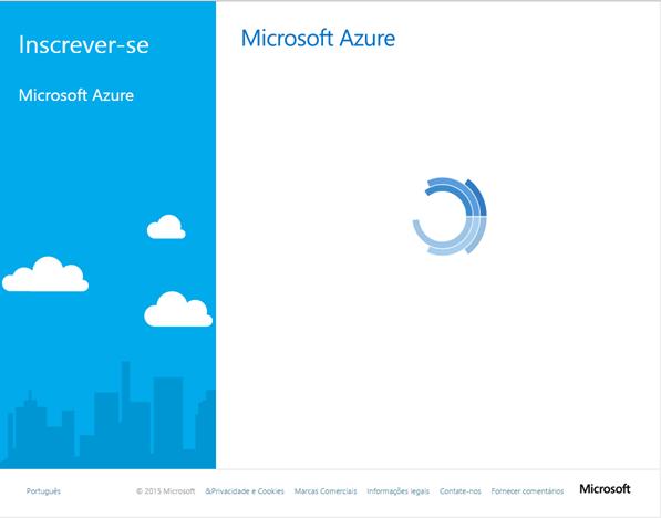 Acessando a opção Azure AD na Console de Administração do Office 365 pela 1ª vez