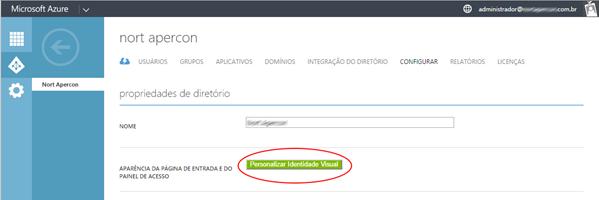 Azure AD - Configurar