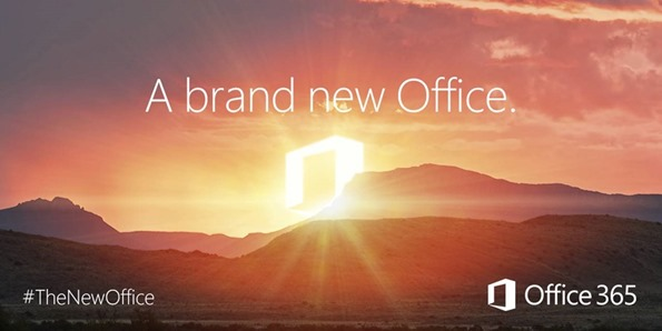 Banner - New Office - Microsoft Office 2016