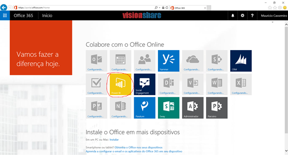 Microsoft Power BI - Office 365