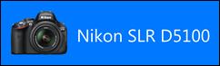Câmera Nikon SLR D5100